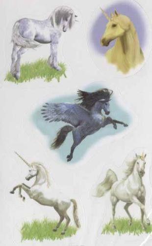 Herlitz Stickers Unicorns