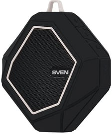 Bezvadu skaļrunis Sven PS-77 Black/White, 5 W