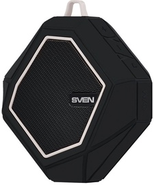 Беспроводной динамик Sven PS-77 Black/White, 5 Вт