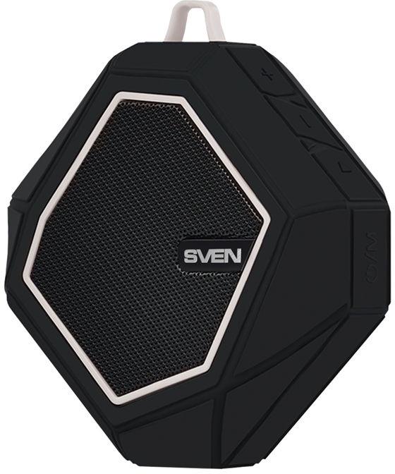 Bezvadu skaļrunis Sven PS-77 Black/White, 5 W