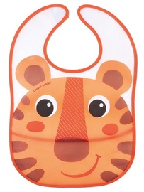 Canpol Babies Hello Little Waterproof Bib 9/232 Orange