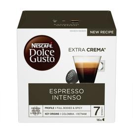 Кофе в капсулах Nescafe Dolce Gusto Espresso Intenso, 128 g., 16 шт.