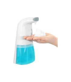 Ziepju dozators Foam Automatic, caurspīdīga/balta, 0.25 l