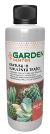 Удобрение для комнатных растений Garden Center, 0.45 л