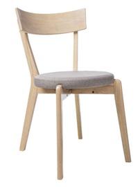 Ēdamistabas krēsls Signal Meble Nelson Gray