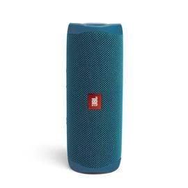 Bezvadu skaļrunis JBL JBL FLIP 5 ECO, zila, 20 W