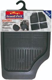 Gumijas automašīnas paklājs Bottari Grand Prix Eskimo Universal, 4 gab.