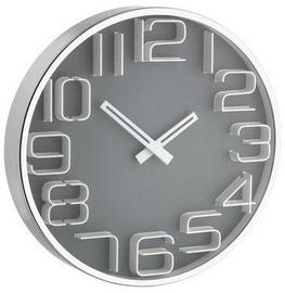 TFA Wall Clock 30cm Grey