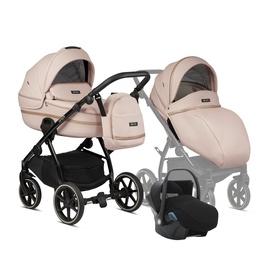 Универсальная коляска Tutis Uno 3, розовый