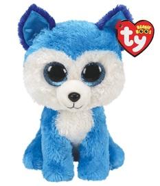 Mīkstā rotaļlieta TY Husky, 24 cm