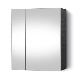 Vannas istabas skapītis Riva, pelēka, 13.5 x 60.6 cm x 66.2 cm