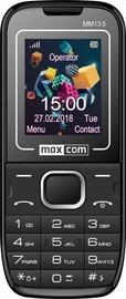 Мобильный телефон Maxcom MM135, синий/черный