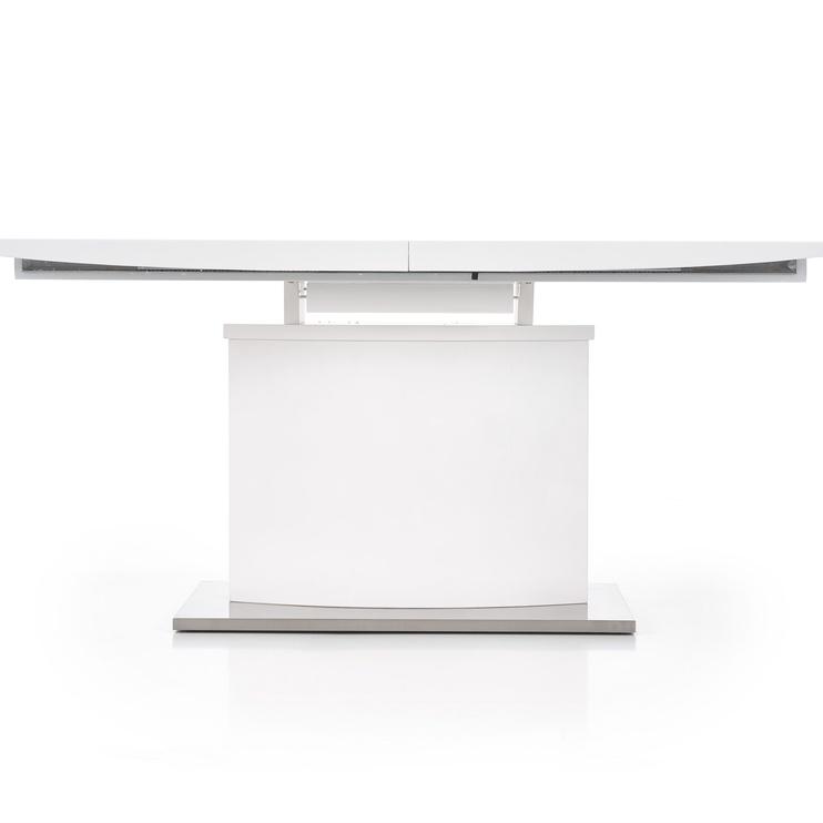 Pusdienu galds Halmar Marcello White, 1800 - 2200x900x760 mm