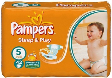 Pampers Sleep & Play S5 42