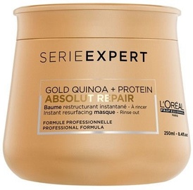 L`Oréal Professionnel Serie Expert Absolut Repair Gold Quinoa + Protein Mask 250ml
