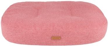 Amiplay Montana Oval Mattress L 78x65x10cm Pink