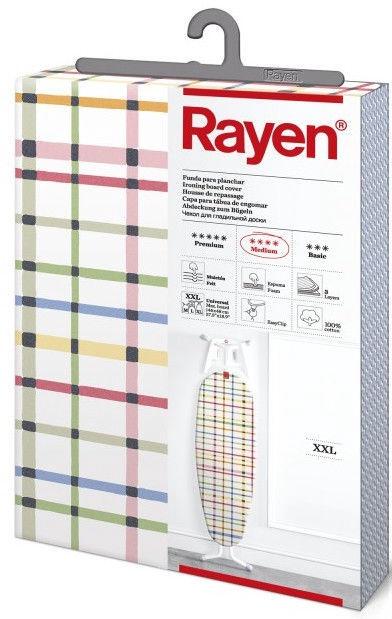 Rayen Medium XXL Easyclip Ironing Board Fabric 1150x55cm