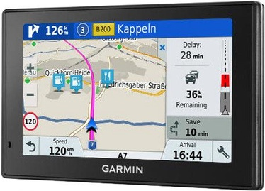 Навигация Garmin DriveSmart 51 Central Europe LMT-D