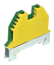 Eti VS 4 PE 03901476 Mounting Clamp Green/Yellow