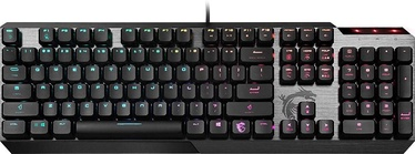 MSI Vigor GK50 Mechanical Gaming Keyboard US Black