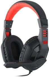Игровые наушники Redragon Ares H120, черный/красный