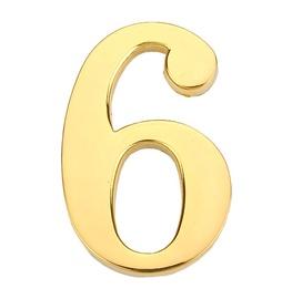 Номер DOOR NUMBER 6 GP-6 45MM