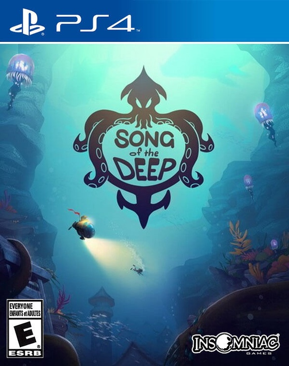 Song of the Deep US Version PS4