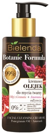 Bielenda Botanic Formula Pomegranate Oil + Amaranth Face Cleansing Cream Oil 140ml