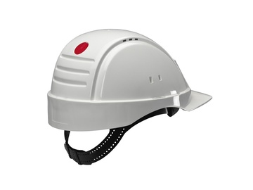 3M G2000CUV Safety Helmet with Sweat-Absorbing Strap