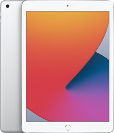 """Planšetdators Apple iPad 8th Gen 10.2"""" Wi-Fi (2020) 128GB Silver"""