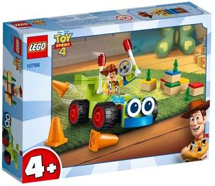Konstruktors Lego Toy Story 4 Woody & RC 10766