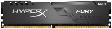 Operatīvā atmiņa (RAM) Kingston HyperX Fury Black HX436C17FB3/8 DDR4 8 GB CL17 3600 MHz