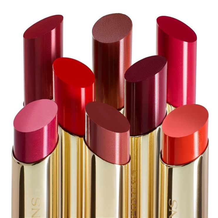 Clarins Joli Rouge Lacquer 3g 744