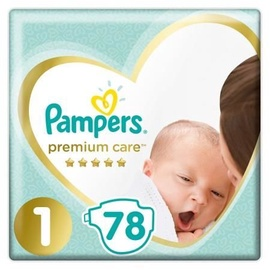 Pampers Premium Care S1 78