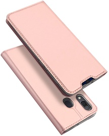 Dux Ducis Skin Pro Bookcase For Samsung Galaxy A20e Pink