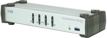Aten CS1914 4-Port USB 3.0 DisplayPort KVMP Switch