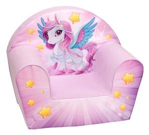 Bērnu krēsls Delta Trade DT8, rozā, 320 mm x 520 mm