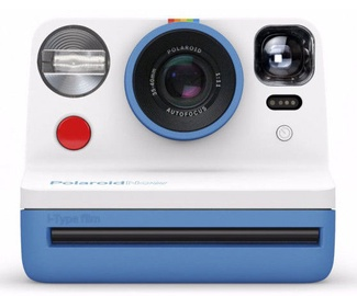 Polaroid Now Instant Camera Blue