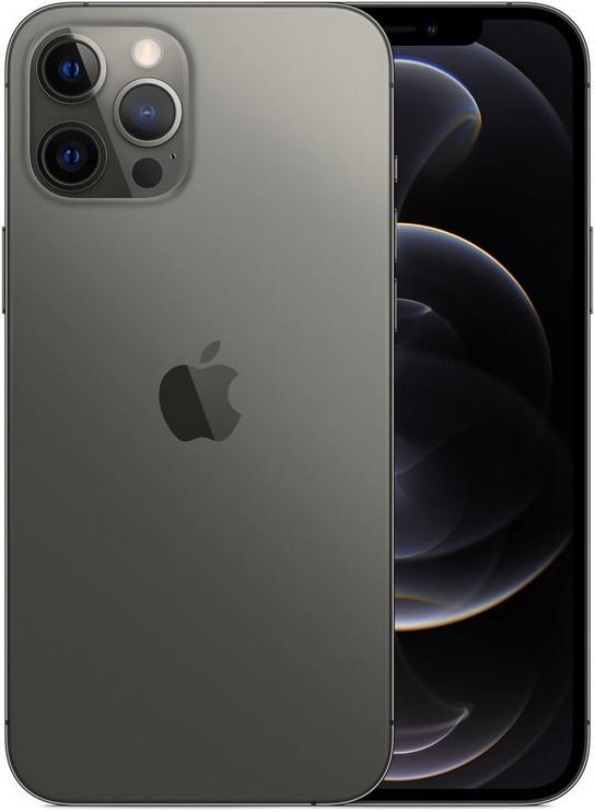 Мобильный телефон Apple iPhone 12 Pro Max, черный/512GB