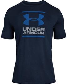 T-krekls Under Armour GL Foundation T-Shirt 1326849-408 Dark Blue S