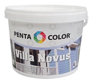Krāsa fasādēm Pentacolor Villa Novus, 3 l, brūnā krāsā