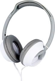 Austiņas Forever CM-400 White/Gray