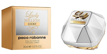 Парфюмированная вода Paco Rabanne Lady 1 Million Lucky 30ml EDP