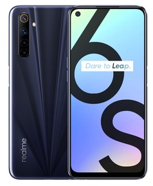 Realme 6S Dual Eclipse Black