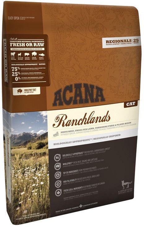 Acana Ranchlands Cat Food 340g
