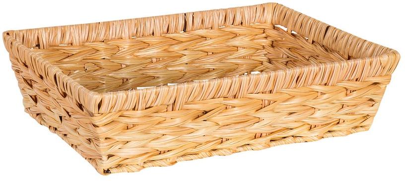 Home4you Basket Rubys 2 35x25x9cm Light Brown