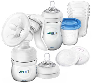 Philips Avent Comfort Manual Breastfeeding Support Set SCD221/00