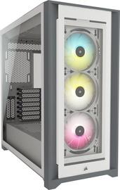 Корпус Corsair iCUE 5000X RGB TG Mid-Tower ATX White