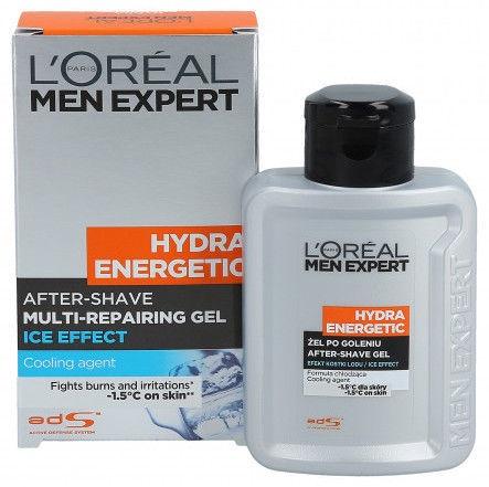 Бальзам после бритья L´Oreal Paris Men Expert Hydra Energetic Post Shave Gel, 100 мл