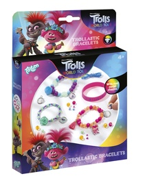 Набор для изготовления браслетов Totum Trolls World Tour Trollastic Braclets 770263